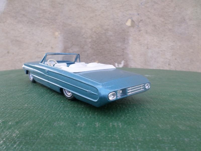 1964  Ford Galaxie - customizing kit - 1/25 scale - Amt   Sam_2157