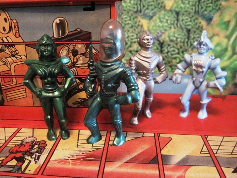 Jouets Spaciaux - Sci-Fi Toys Space_12