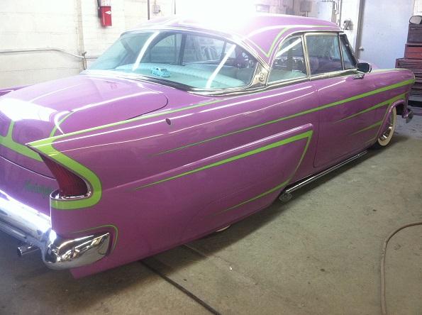 Ford 1952 - 1954 custom & mild custom - Page 7 Steves13