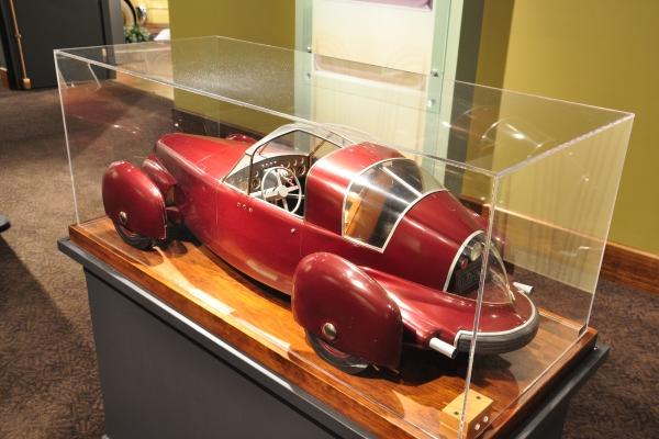 Tasco Prototype by Gordon Buehrig (1948) Tasco-11
