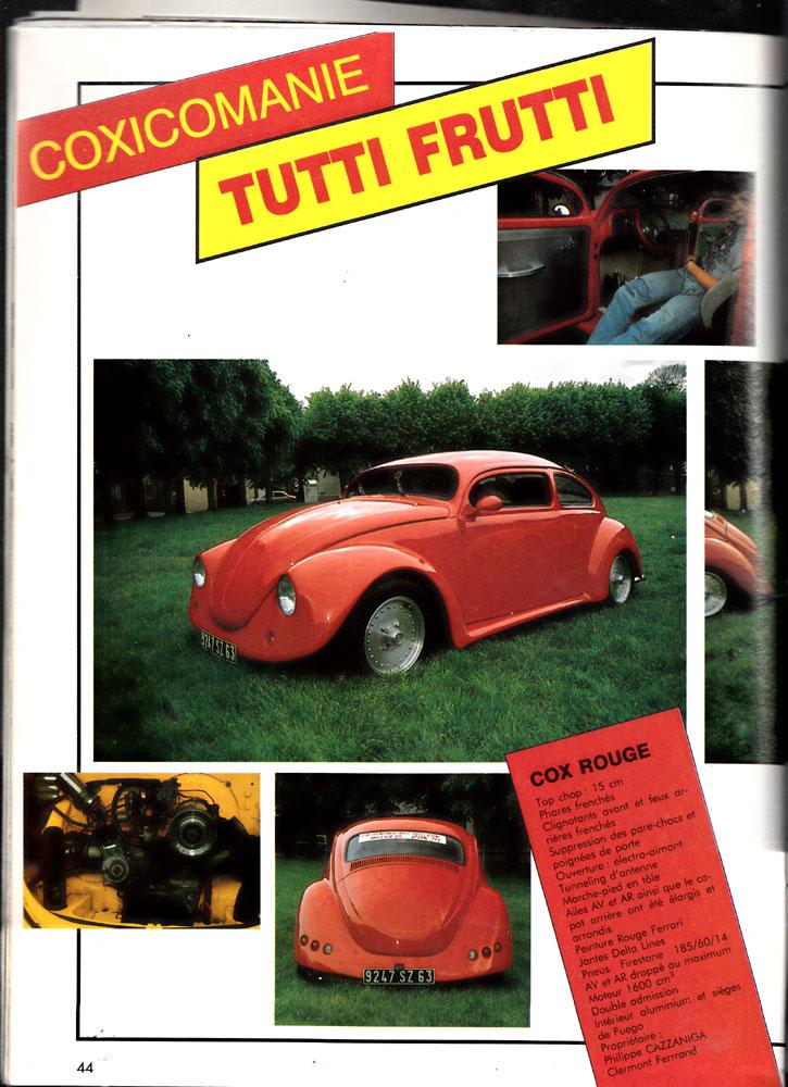 VW kustom & Volks Rod - Page 5 Vw110