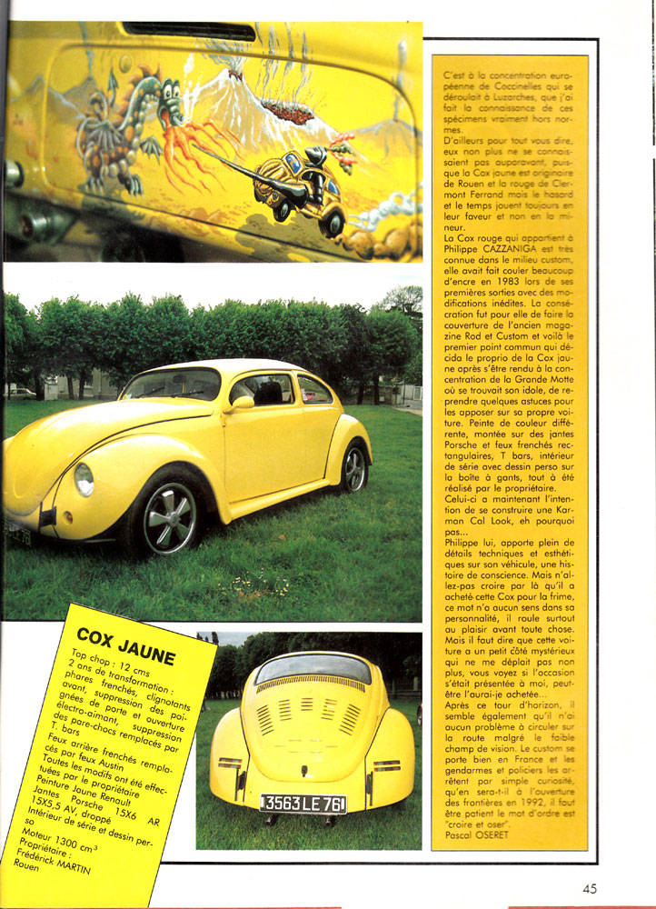 VW kustom & Volks Rod - Page 5 Vw210