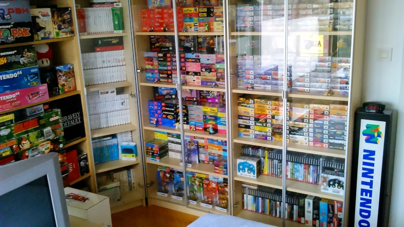 == World of Nintendo collection == < New gameroom p15> - Page 15 Dsc_3215