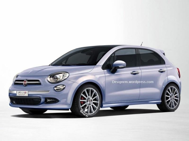 Fiat 500 Plus, l'erede della Punto 14141110