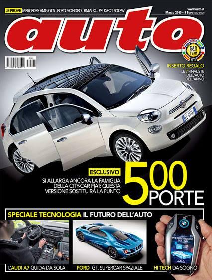 Fiat 500 Plus, l'erede della Punto 15269010