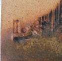 Stoneware plaque ? 70s  Dscn9315