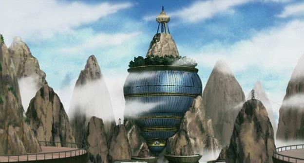 Kumogakure-Village Hidden In The Clouds