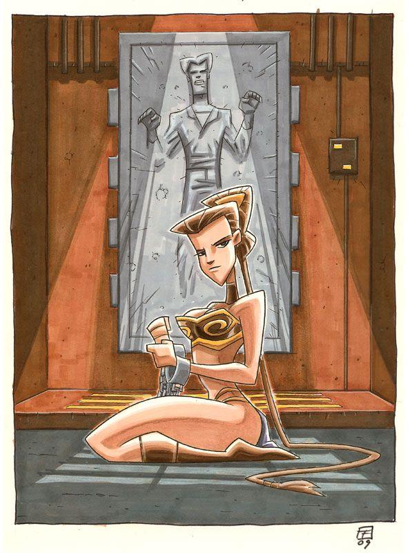 Leia Anime Cartoons 1ef00f10