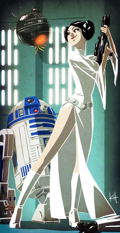 Leia Anime Cartoons Fccd7b10
