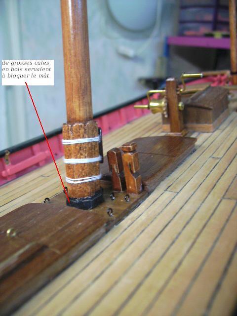 """BISQUINE sur la base """"La Cancalaise"""" Billing Boats 1/40°  - Page 2 Bild0076"""