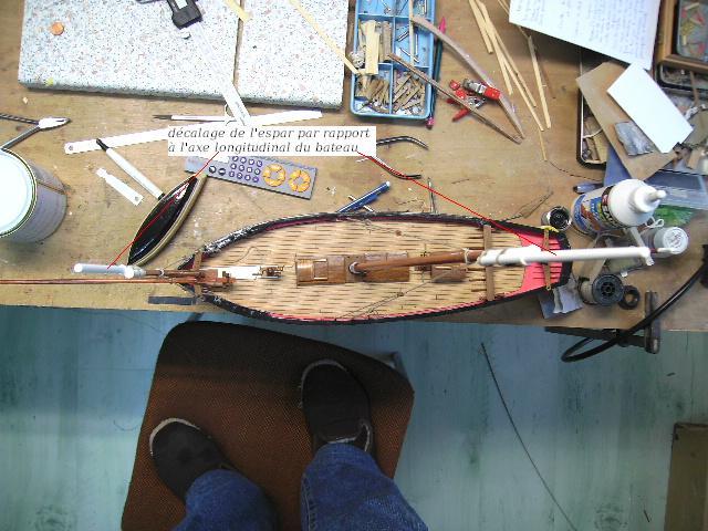 """BISQUINE sur la base """"La Cancalaise"""" Billing Boats 1/40°  - Page 3 Bild0078"""