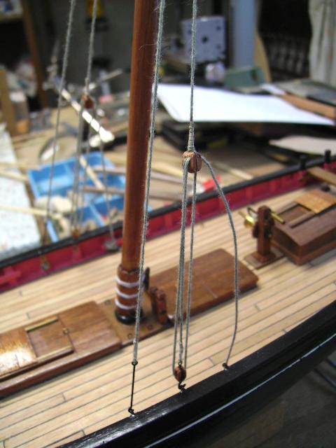"""BISQUINE sur la base """"La Cancalaise"""" Billing Boats 1/40°  - Page 3 Bild0084"""