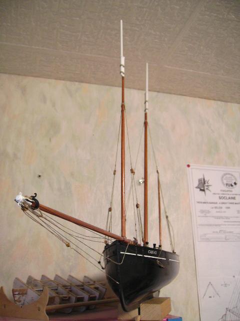 """BISQUINE sur la base """"La Cancalaise"""" Billing Boats 1/40°  - Page 3 Bild0086"""