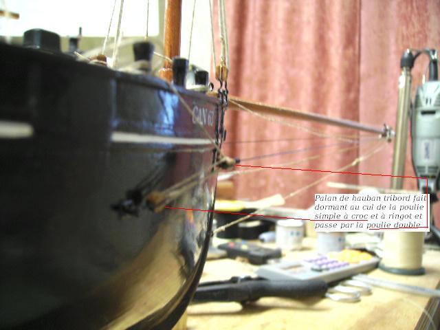 """BISQUINE sur la base """"La Cancalaise"""" Billing Boats 1/40°  - Page 2 Bild0089"""