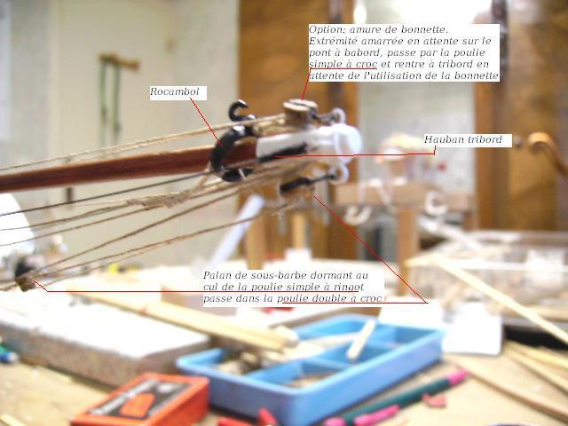 """BISQUINE sur la base """"La Cancalaise"""" Billing Boats 1/40°  - Page 2 Bild0090"""