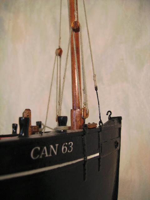 """BISQUINE sur la base """"La Cancalaise"""" Billing Boats 1/40°  - Page 2 Bild0093"""