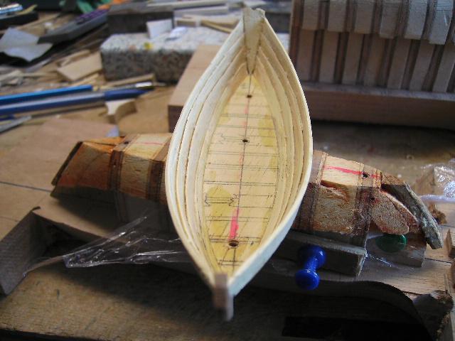 """BISQUINE sur la base """"La Cancalaise"""" Billing Boats 1/40°  - Page 4 Bild0104"""