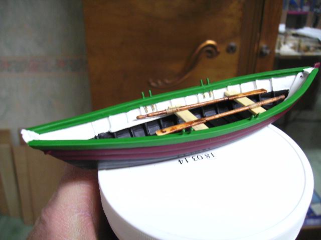 """BISQUINE sur la base """"La Cancalaise"""" Billing Boats 1/40°  - Page 4 Bild0115"""