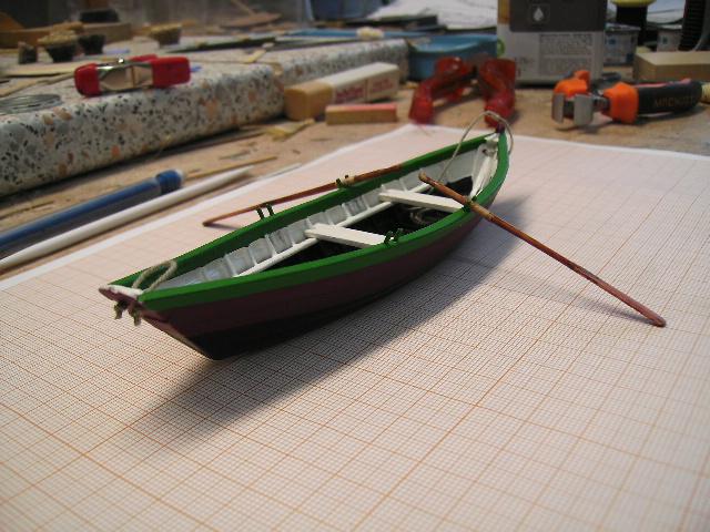 """BISQUINE sur la base """"La Cancalaise"""" Billing Boats 1/40°  - Page 4 Bild0122"""