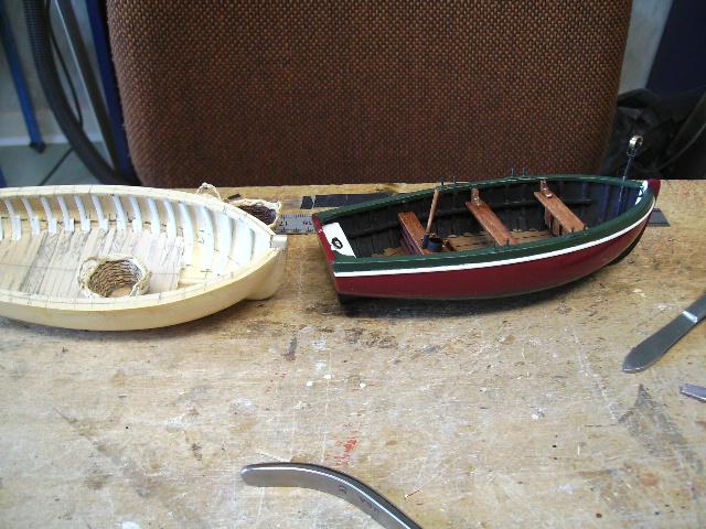 """BISQUINE sur la base """"La Cancalaise"""" Billing Boats 1/40°  - Page 4 Bild0125"""