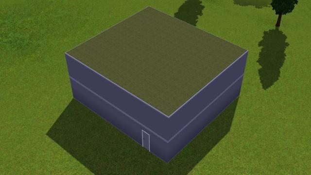 [Débutant] Uniformiser la luminosité des murs dans une pièce à plusieurs niveaux Screen34