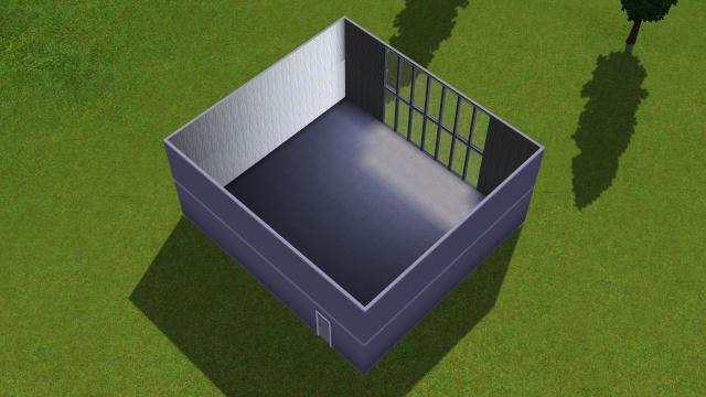 [Débutant] Uniformiser la luminosité des murs dans une pièce à plusieurs niveaux Screen35