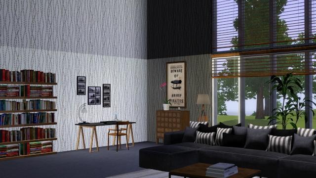[Débutant] Uniformiser la luminosité des murs dans une pièce à plusieurs niveaux Screen39