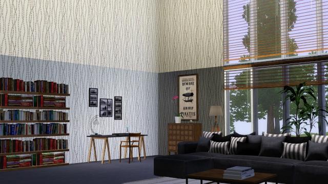 [Débutant] Uniformiser la luminosité des murs dans une pièce à plusieurs niveaux Screen40