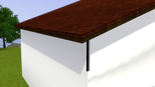 [Intermédiaire]Créer un revêtement intérieur des toits en pente Screen70