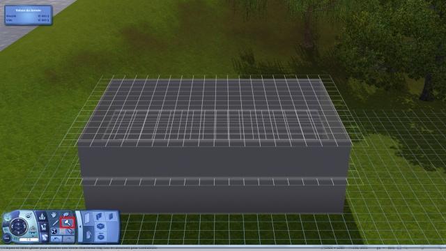 [Intermédiaire]Créer un revêtement intérieur des toits en pente Tuto_111