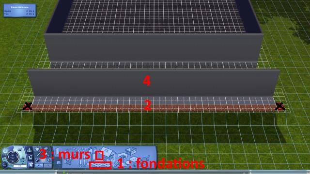 [Intermédiaire]Créer un revêtement intérieur des toits en pente Tuto_113