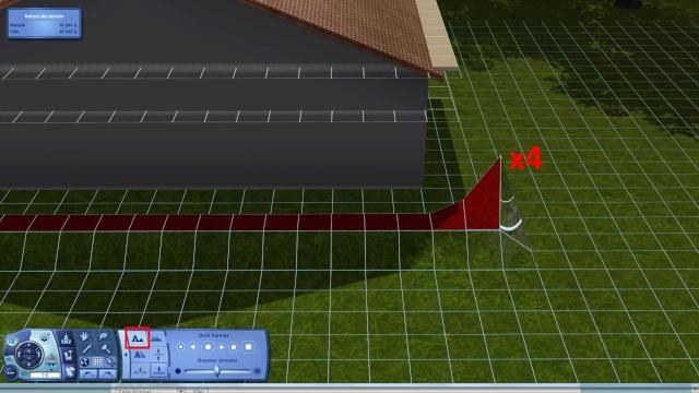 [Intermédiaire]Créer un revêtement intérieur des toits en pente Tuto_118