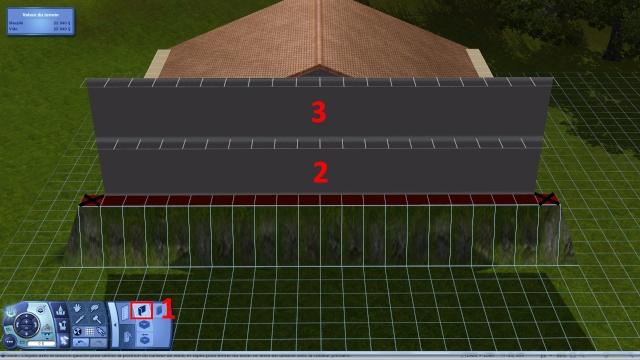 [Intermédiaire]Créer un revêtement intérieur des toits en pente Tuto_123