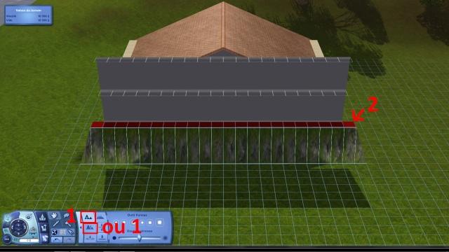 [Intermédiaire]Créer un revêtement intérieur des toits en pente Tuto_128