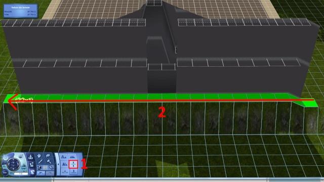 [Intermédiaire]Créer un revêtement intérieur des toits en pente Tuto_222