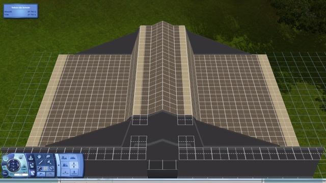 [Intermédiaire]Créer un revêtement intérieur des toits en pente Tuto_225
