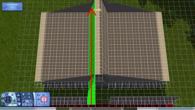[Intermédiaire]Créer un revêtement intérieur des toits en pente Tuto_229