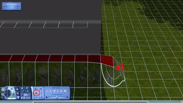 [Intermédiaire]Créer un revêtement intérieur des toits en pente Tuto_315