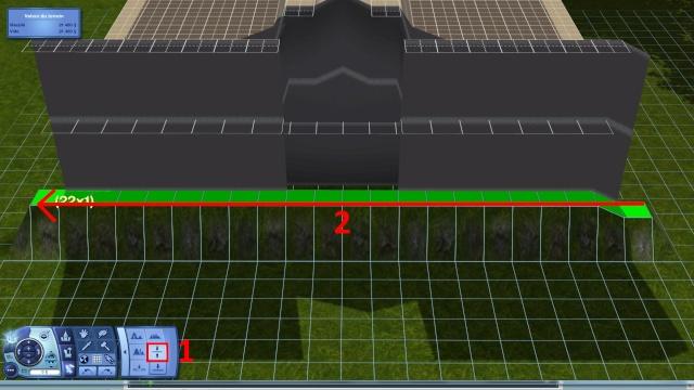 [Intermédiaire]Créer un revêtement intérieur des toits en pente Tuto_316