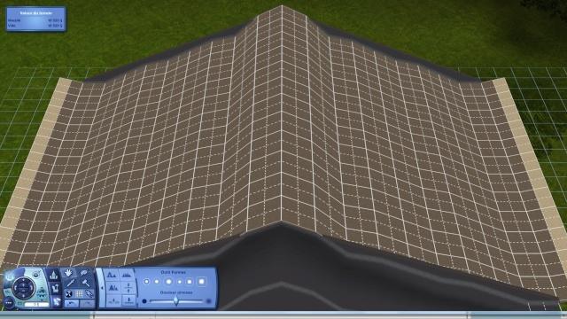 [Intermédiaire]Créer un revêtement intérieur des toits en pente Tuto_332