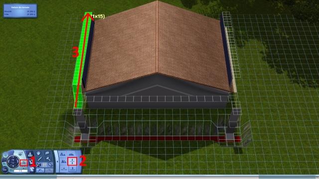 [Intermédiaire]Créer un revêtement intérieur des toits en pente Tuto_414