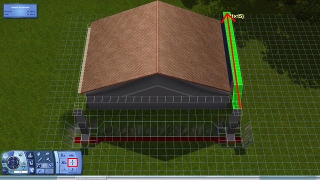 [Intermédiaire]Créer un revêtement intérieur des toits en pente Tuto_415