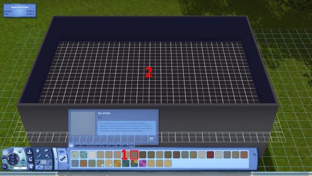 [Intermédiaire]Créer un revêtement intérieur des toits en pente Tuto_510