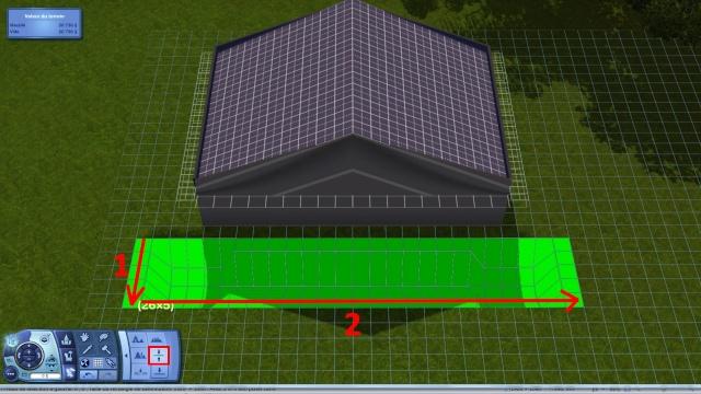 [Intermédiaire]Créer un revêtement intérieur des toits en pente Tuto_511