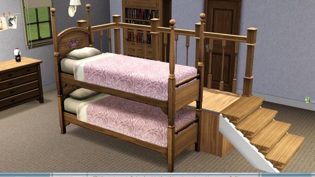 [Débutant] Comment faire un lit superposé ? Tuto_l10