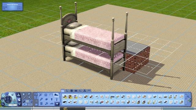 [Débutant] Comment faire un lit superposé ? Tuto_l15