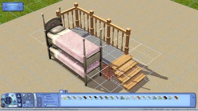 [Débutant] Comment faire un lit superposé ? Tuto_l18