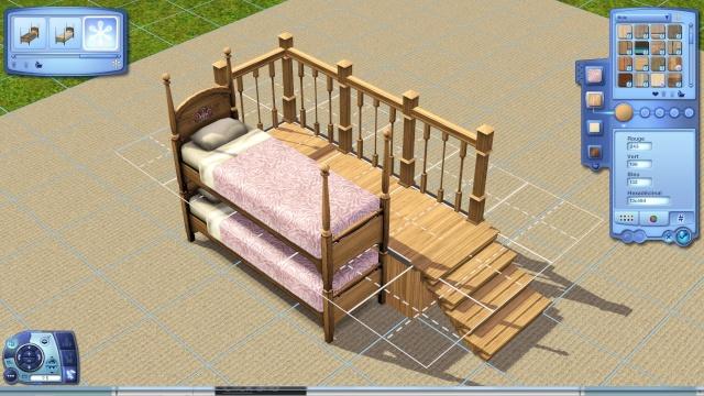[Débutant] Comment faire un lit superposé ? Tuto_l19