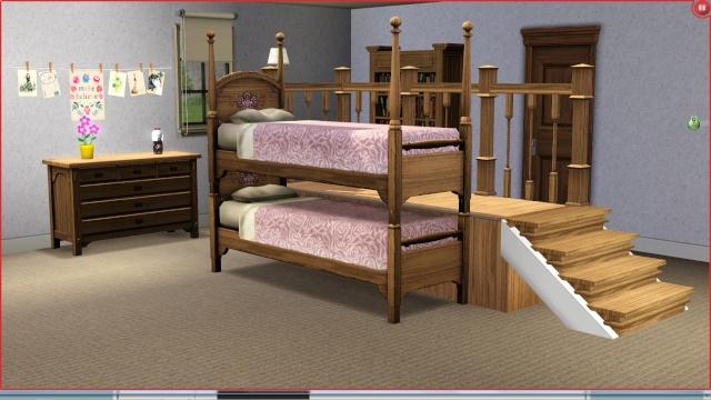 [Débutant] Comment faire un lit superposé ? Tuto_l20
