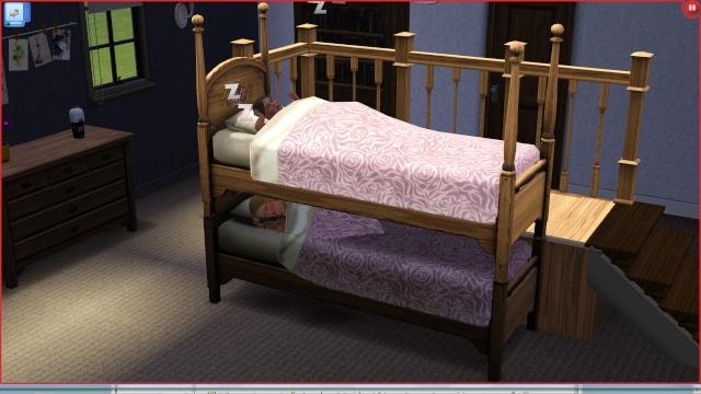 [Débutant] Comment faire un lit superposé ? Tuto_l23